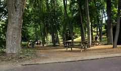 Aire de pique - nique du Parc Bargoin ... HBM