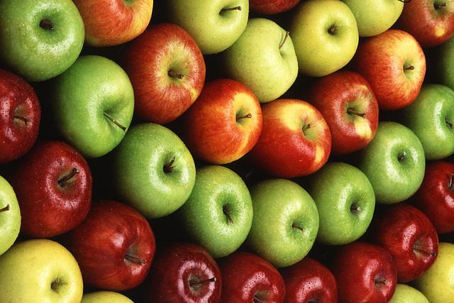 La pomme… c'est ma geek !
