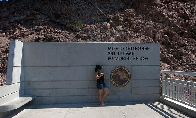 Mike O'Callaghan - Pat Tillman Memorial Bridge (2818)
