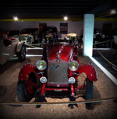 Alfa Romeo 1750 4a serie