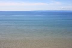 The Strait of Juan de Fuca