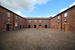 Stables, Sledmere House, East Riding of Yorkshire