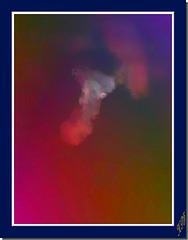 Clin d'oeil de la lune le 30 octobre 2020