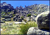 Granite and vulture territory - Cancho de La Bola