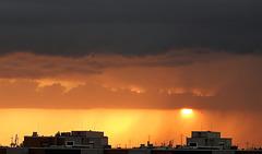 Sonnenuntergang 28.06.2020