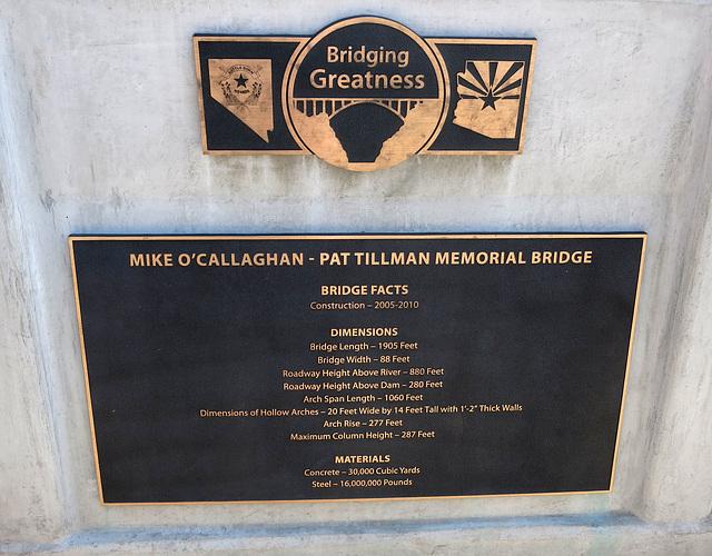 Mike O'Callaghan - Pat Tillman Memorial Bridge (2832)