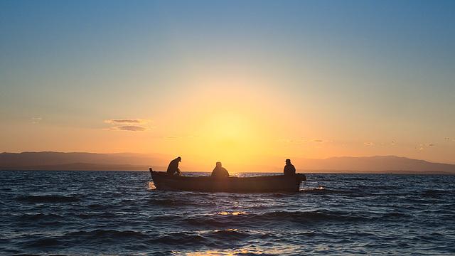 Three Men in the Boat