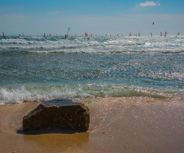 Windsurfing à gogo!