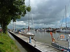Yachthafen Brunsbüttel