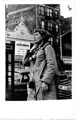 Kerchief Camerawoman