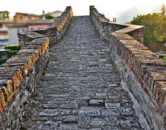 Ponte della Signora, Modigliana, Emilia Romagna (2x PiP)