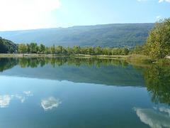 Le petit lac de Motz.