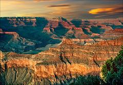 Grand Canyon - Yavapai Point - 1986