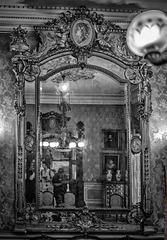 MAria Antonieta´s style mirror