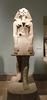 Statue of Hatshepsut in a Devotional Attitude in the Metropolitan Museum of Art, September 2018