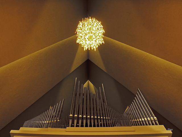Ishavskatedralen / Tromsdalen kirke