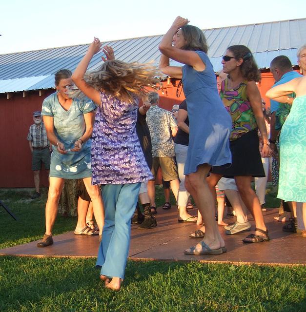 Happy Dancers #3