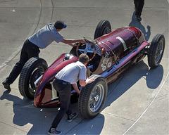 """1938 MASERATI 8CTF """"THE BOYLE SPECIAL"""""""