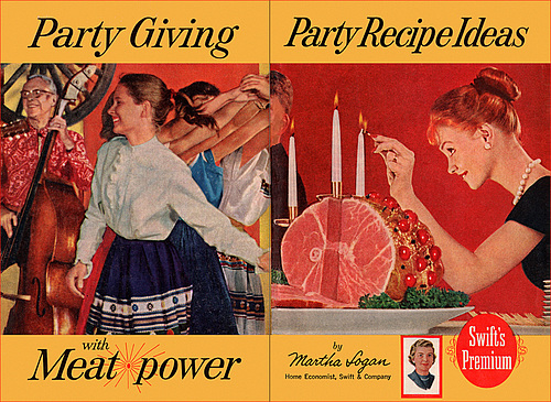 Party... With Meat Power, 1962