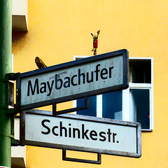 Berlin. Kreuzberg. Maybachufer. 201506