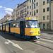 Leipzig 2019 – LVB 2113 Tatra Großzug on line 1
