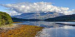 Ben Nevis Scotland 26th August 2017