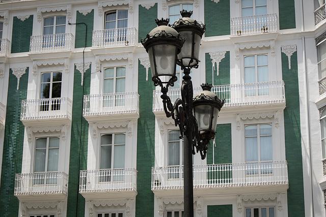 Plaça d'Alfons el Magnànim