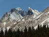 Jagged little peaks