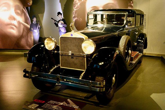 Turin 2017 – Museo Nazionale dell'Automobile – 1929 Isotta Fraschini 8A