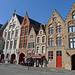 Belgie - Brugge, Jan van Eyckplein