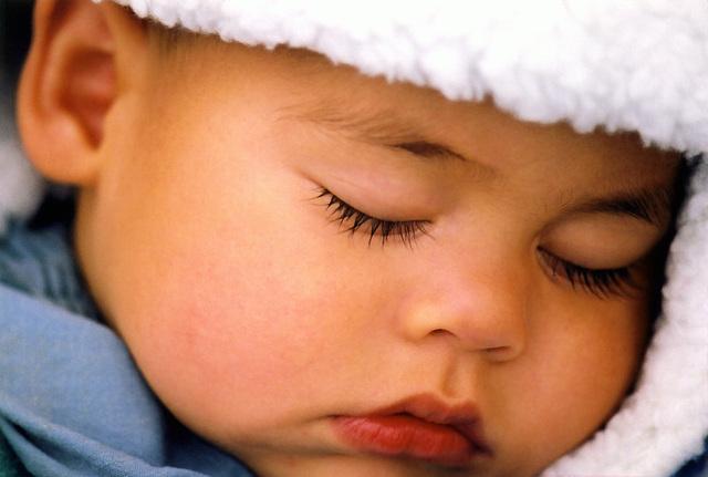 Schlafe gut und träume süß