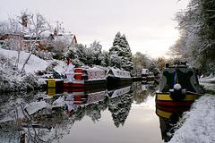 Shropshire Union Canal, Gnosall