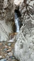 Waterfall, Big Box Canyon
