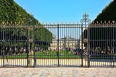 HFF in besseren Zeiten: Jardin du Luxembourg