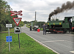 Barrington crossing