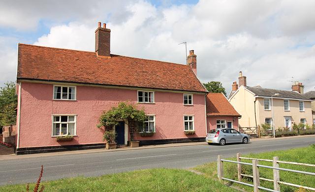 The Street, Peasenhall, Suffolk (9)