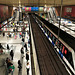 Moncloa metro station, Madrid