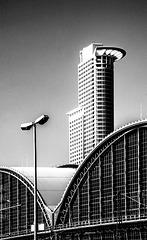 Frankfurt: Am Hauptbahnhof