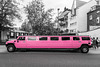 Pink Party Hummer