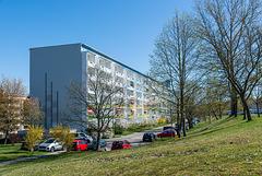 Ostersonntag in Chemnitz, ...