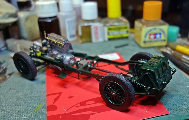 Bentley C  Blower  LM 1930