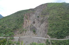 Bolivia, The Final Stage of North Yungas Road (Death Road)
