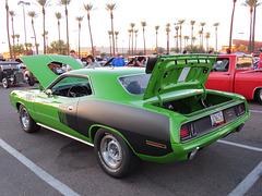 1971 Plymouth 'Cuda 440+6