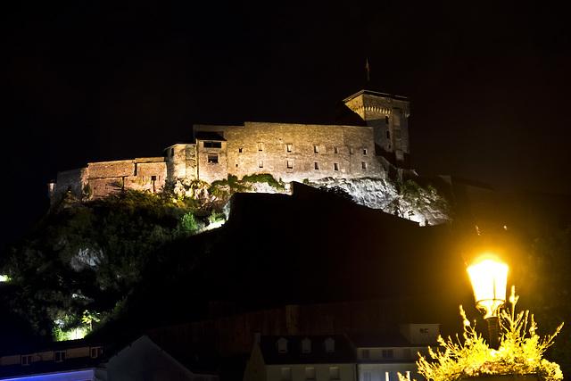 Le Château Fort - Lourdes, France