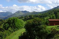 Depuis Saint-Jean-Pied-de-Port (Pyrénées Atlantiques, France)