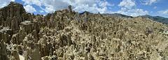 La Paz, Moon Valley (Valle de la Luna)