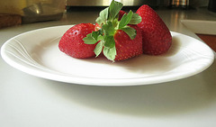 Florida Strawberries ....