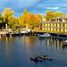 Herbst am Historischen Hafen in Brandenburg (2 * PiP)