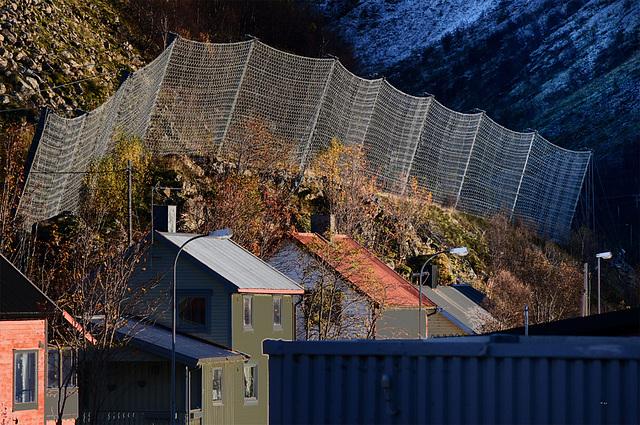 Oksfjord Fence