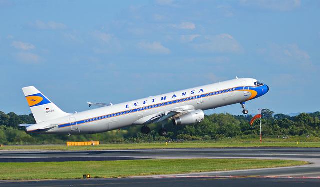 Lufthansa AIDV